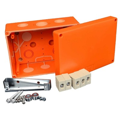 Bezhalogenowa puszka instalacyjna E90 typ KSK 175_PO16