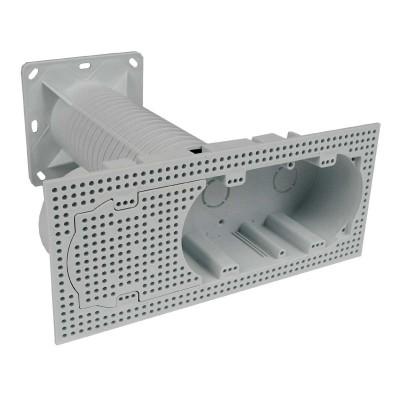 Puszka elektroinstalacyjna do systemów docieplających, do 3 urządzeń - 250mm
