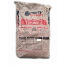 MCR ISOVERM 825 / TECWOOL 825 - natryskowy system ogniochronny