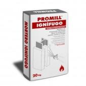 PROMILL IGNIFUGO zaprawa ogniochronna do konstrukcji stalowych