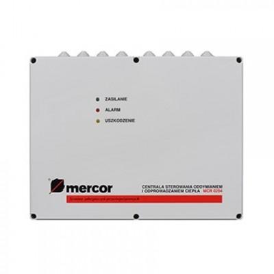 Centrala sterowania oddymianiem mcr 0204 z akumulatorami