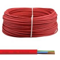Kabel HDGs FE180/PH90/E90 2x1,5 300/500V ognioodporny, bezhalogenowy przewód elektroenergetyczny, 300/500V