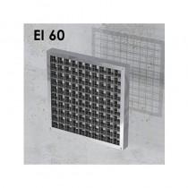 Ogniochronna pęczniejąca kratka wentylacyjna EI60 ALFA FR GRILLE R40A (gr. 40mm)