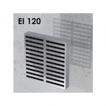 Ogniochronna pęczniejąca kratka wentylacyjna EI120 ALFA FR GRILLE R40B (gr. 40mm)