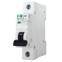 Wyłącznik nadprądowy ECO FB1-63 1P C 25A 6kA AC FB1C1025