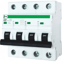 Rozłącznik izolacyjny FSD3 4P 100A AC FSD34100