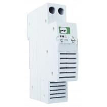 Dzwonek modułowy FBE 230V 8W FBE230