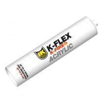 Jednoskładnikowa masa ogniochronna K-FLEX K-FIRE ACRYLIC 310ml EI240
