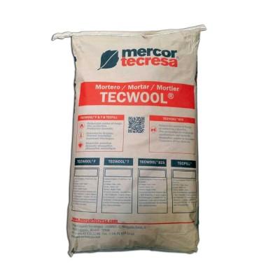 Natryskowa zaprawa ognioochronna mcr TECWOOL F (600 kg/paleta)