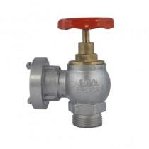 Zawór hydrantowy 25 aluminiowy