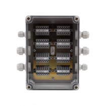 Obudowa dla czterech modułów kontrolno-sterujących mcr IO12 (4 x EKS)