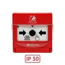 Ręczny adresowalny ostrzegacz pożarowy ROP-4001M
