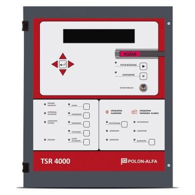 Terminal sygnalizacji równoległej (RS-485) TSR-4000